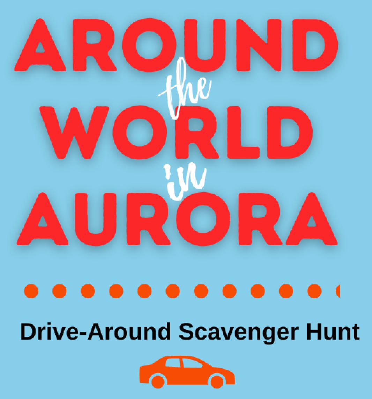 On Havana Street Around the World in Aurora Scavenger Hunt